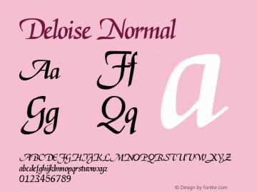 Dellmond Normal