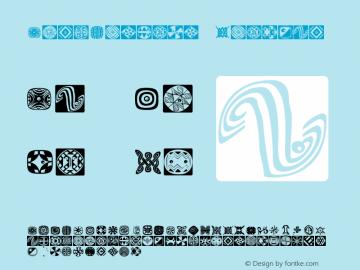 AfroDesigns Regular 1.0 2003-05-14图片样张
