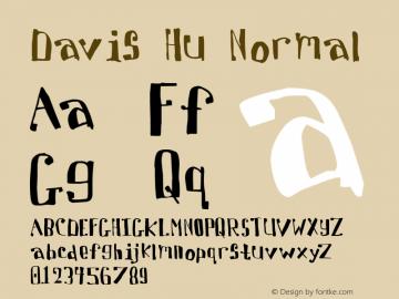 Davis Hu Normal Version 1 - Fourth Of July 1997图片样张