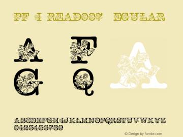 pf_i_read007 Regular 2001; 1.0, initial release图片样张