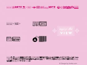 Apocalypso Medium Version 001.000 Font Sample
