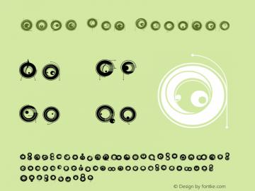 LVDC Ten Regular Macromedia Fontographer 4.1J 10.1.31 Font Sample