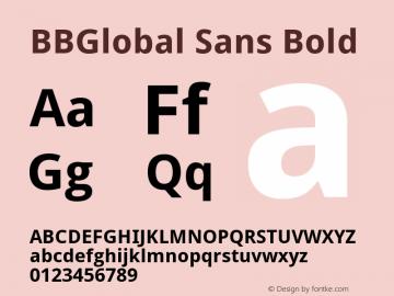 Bbglobal sans font,bbglobalsans font|bbglobal sans version 2. 20.
