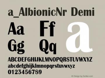 a_AlbionicNr Demi Vers. 01.01图片样张