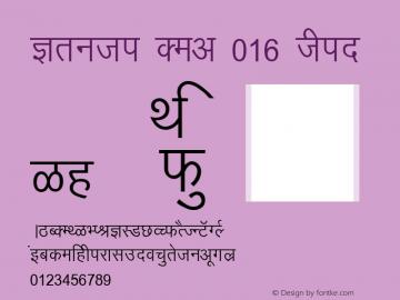 Kruti Dev 016 Font Family|Kruti Dev 016-Uncategorized