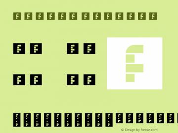 d_og_i Regular Version 1.0 Font Sample