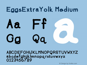 EggsExtraYolk Medium Version 001.000图片样张