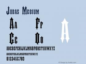 Judas Medium 001.001图片样张