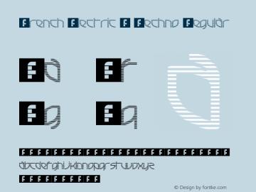 French Electric - Techno Regular Version 1.0图片样张