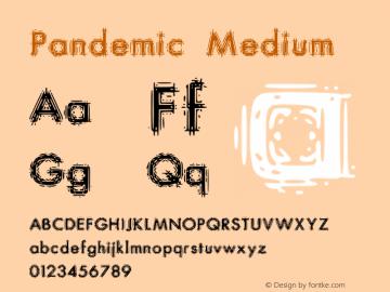 Pandemic Medium Version 001.000图片样张