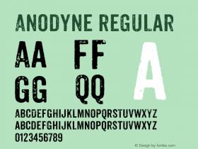 Anodyne Regular Version 1.000图片样张
