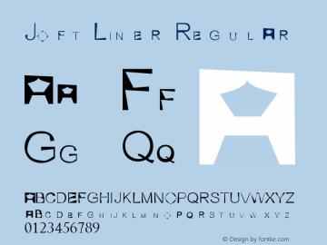 Joft Liner Regular Version 1.00 June 17, 2013, initial release图片样张