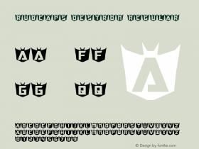 RubCaps Destron Regular Version 1.00 June 17, 2013, initial release图片样张