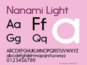 Nanami Light Version 1.000图片样张