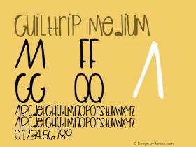GuiltTrip Medium Version 001.000图片样张