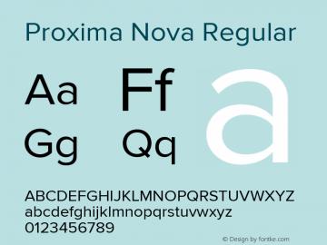 Proxima Nova Regular Version 2.008; Proxima Nova;com.myfonts.easy.marksimonson.proxima-nova.regular.wfkit2.version.4mZN Font Sample