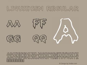 Liquidism Regular 2, 2003图片样张
