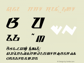 buwana - aksara sunda Regular Version 1.00 August 13, 2014, initial release图片样张