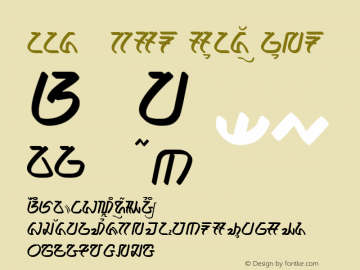 ananda - aksara sunda Regular Version 1.00 August 13, 2014, initial release Font Sample