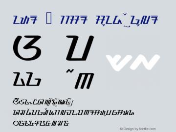 antara - aksara sunda Regular Version 1.00 September 15, 2014, initial release Font Sample