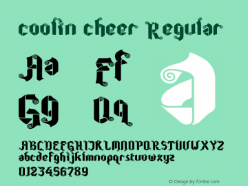 coolin cheer Regular Version 3.06 September 27, 2014图片样张