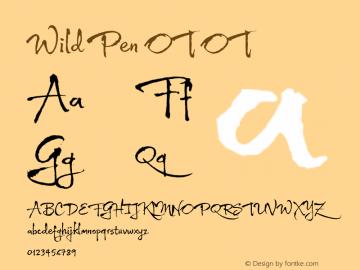 Wild Pen OT OT Version 1.000图片样张