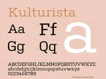 Kulturista-web