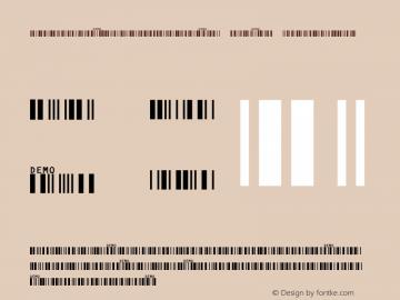 IDAutomationSI25XS Demo Regular IDAutomation.com 2014图片样张