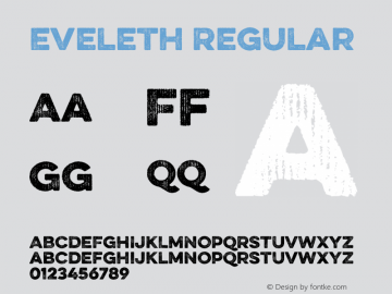 Eveleth Regular Version 1.000;com.myfonts.easy.yellow-design.eveleth.regular.wfkit2.version.4c7v Font Sample
