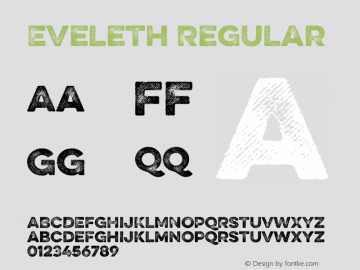 Eveleth Regular Version 1.000;com.myfonts.easy.yellow-design.eveleth.slant-light.wfkit2.version.4c7E Font Sample