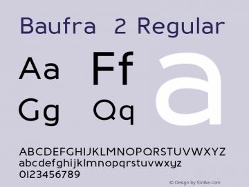 Baufra 2 Font,Baufra Regular 4 Font,Baufra Font,Baufra