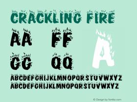 Crackling Fire Version 001.000图片样张
