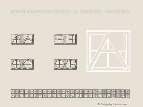 XperimentypoThree-B-Square Regular 1.0图片样张