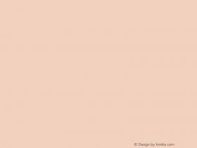 #44 Font Bitmap Regular Unknown Font Sample