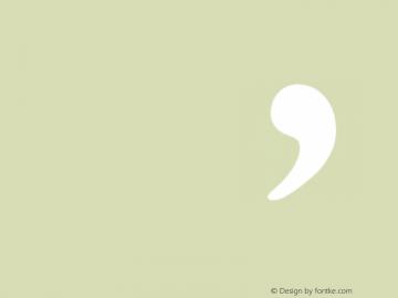 Adobe Caslon Bold Version 001.001 Font Sample