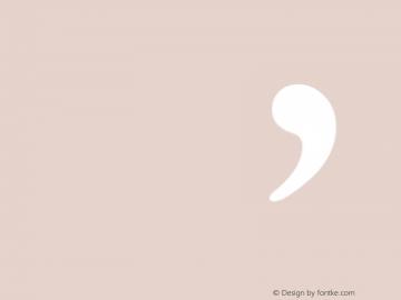 Adobe Caslon Semibold Version 001.002 Font Sample