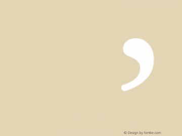 Adobe Garamond Semibold Version 001.001 Font Sample