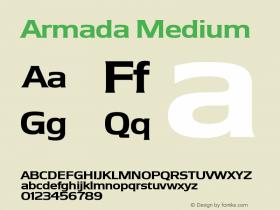 Armada Medium Version 1.0图片样张