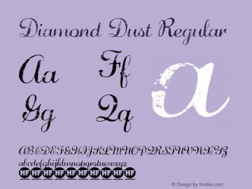 Diamond Dust Regular Version 1.00 2014图片样张