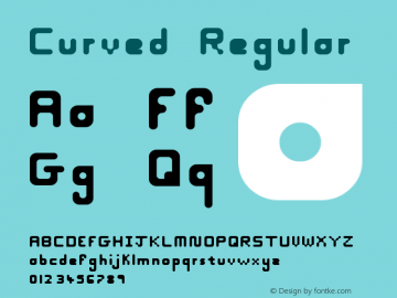 Curved Regular Version 1.0图片样张