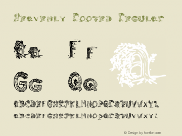 Heavenly Rooted Regular Version 1.0图片样张