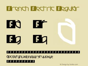 French Electric Regular Version 1.0图片样张
