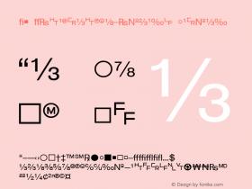 WP TypographicSymbols Normal 1.0 Fri Sep 03 12:44:40 1993 Font Sample