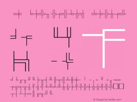 WP BoxDrawing Normal 1.0 Wed May 12 14:25:46 1993 Font Sample
