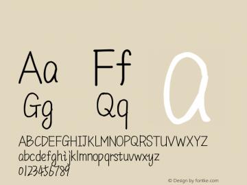系统字体 粗斜体 11.0d59e1 Font Sample