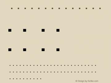 lantia Regular Version Version 1.00 Font Sample