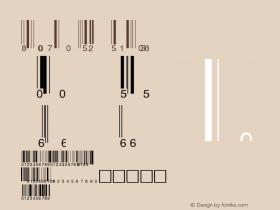 Sakura UPC Plain Altsys Fontographer 3.3-J94.6.22 Font Sample