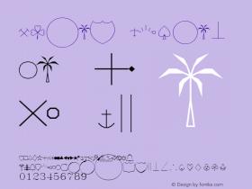 Symap Regular AutoDesk, Inc., 2.0.0 3/10/97 Font Sample