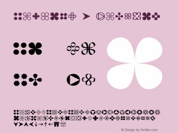 Gembats 1 Regular 1.00 Font Sample
