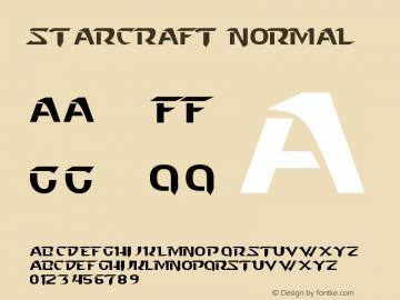 Starcraft Normal Version 1.0图片样张